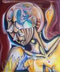 collect contemporary art, 21st contemporary spanish art, 21st contemporary art. VICJES GONRÓD The 21st Century Art Genius Spain.