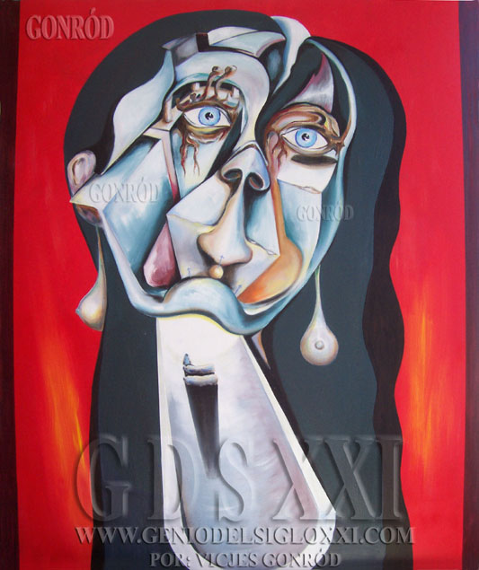 Picasso of the geniuses of art to GONRÓD. current art investment, artists painters, art investment, invest in contemporary art, spanish