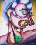 Buy art. Collection of works of art. Vicjes Gonród The 21st Century Art Genius, Spain