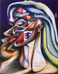 compra Pintura española arte Vicjes Gonród genio del arte del siglo XXI