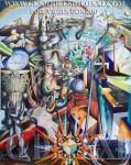 patrimonio Pintura al Oleo de Vicjes Gonród el genio del arte del siglo xxi, España