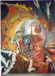 art investment, invest in contemporary art. VICJES GONRÓD The 21st Century Art Genius Spain.