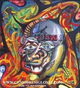 buy paintings of modern art, current art investment, artists painters, art investment. VICJES GONRÓD The 21st Century Art Genius Spain