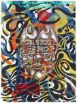 pintura Oleo de Vicjes Gonród el genio del arte del siglo 21-