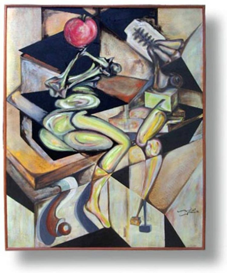 spanish painting purchase paintings of modern and contemporary art. current investment in art . VICJES GONRÓD The 21st Century Art Genius Spain