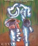 pintura Oleo de Vicjes Gonród el genio del arte del siglo XXI .