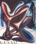 pintura Oleo de Vicjes Gonród el genio del arte del siglo XXI,.