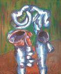 Comprar arte online moderno emergente español. Comprar Arte actual en internet. Comprar pintura moderno emergente online. Comprar obras de arte contemporáneo Vicjes Gonród