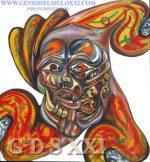 pinturas geniales, los genios de la pintura, arte genial, arte artista genios, Los genios del arte, los grandes genios del arte, los, el arte emergente del genio del arte del siglo XXI Vicjes Gonród