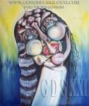 GONRÓD. Galería de arte en línea, comprar pinturas en línea en línea, pintura expresionista. VICJES GONRÓD El genio del arte del siglo XXI España.