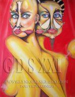 GONRÓD. Cómo comprar arte contemporáneo e invertir en arte. VICJES GONRÓD El genio del arte del siglo XXI España.